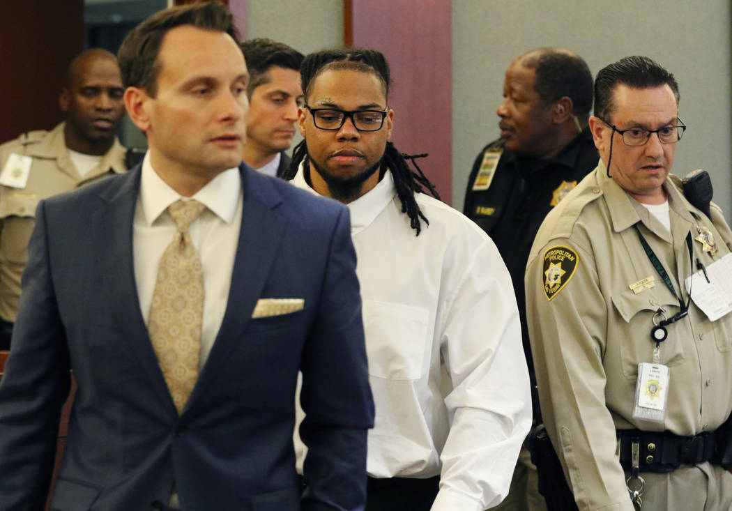 Ray Charles Brown, who was found guilty for fatally shooting Lee's Liquor clerk Matthew Christe ...