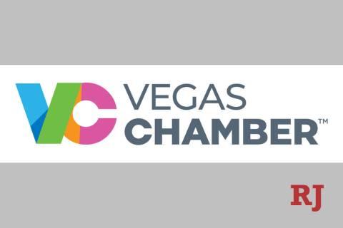 The Las Vegas Metro Chamber of Commerce announced their new moniker — Vegas Chamber — on We ...