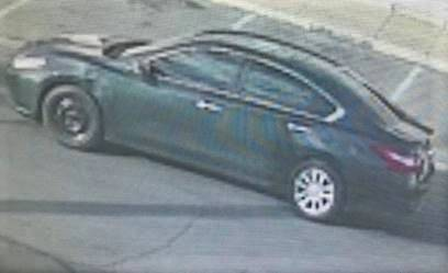 Police are seeking this Nissan Altima in connection to an armed robbery Thursday, Jan. 30, 2020 ...