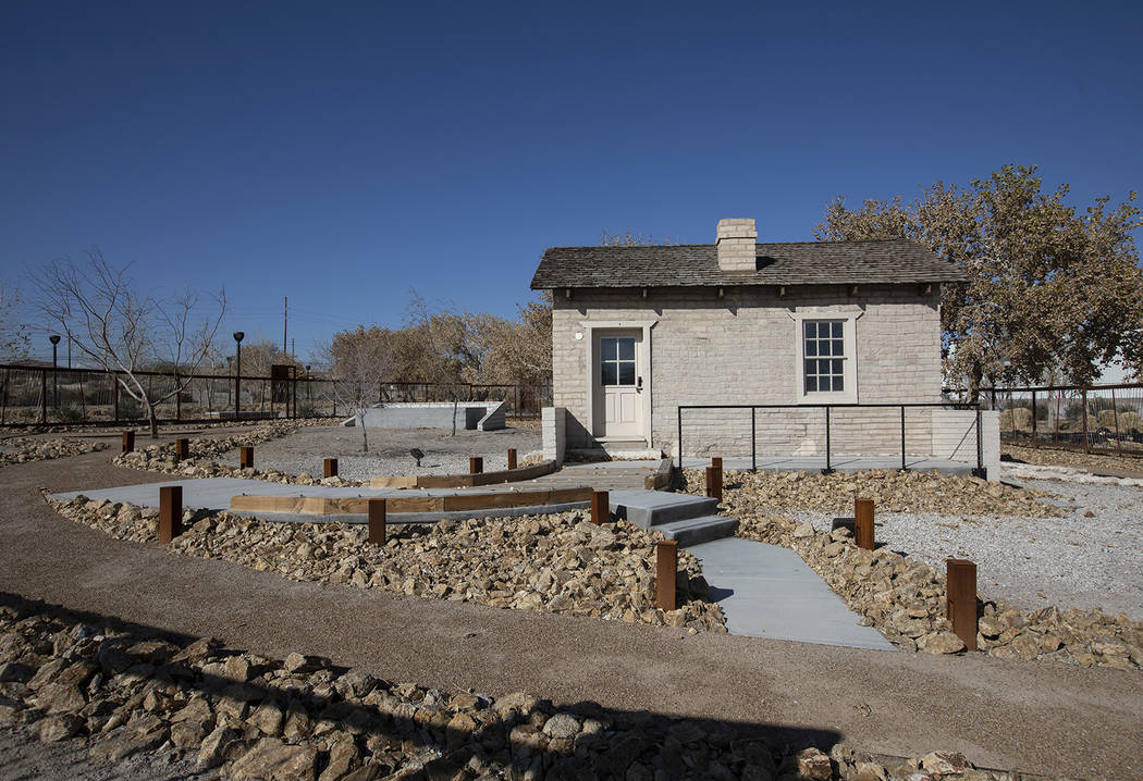 The adobe structure at Kiel Ranch Historic Park is one of the oldest standing structures in Nor ...