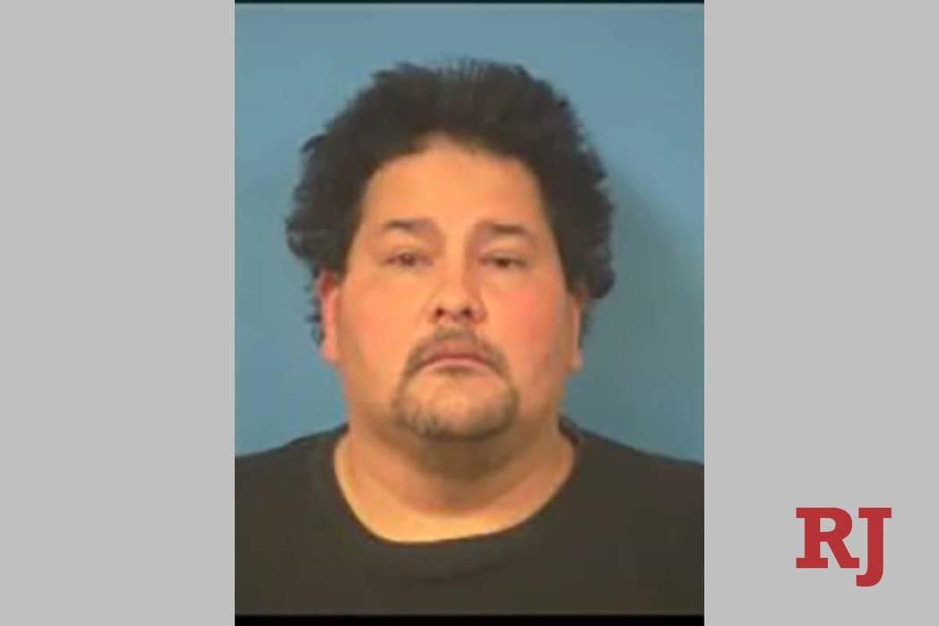 Eric Garcia (Nye County Sheriff's Office)