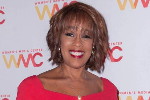 In this Oct. 22, 2019 file photo, Gayle King attends the 2019 Women's Media Awards, hosted by T ...