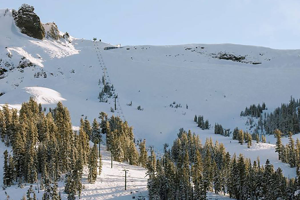 Kirkwood Mountain (Kirkwood Mountain Resort Facebook)