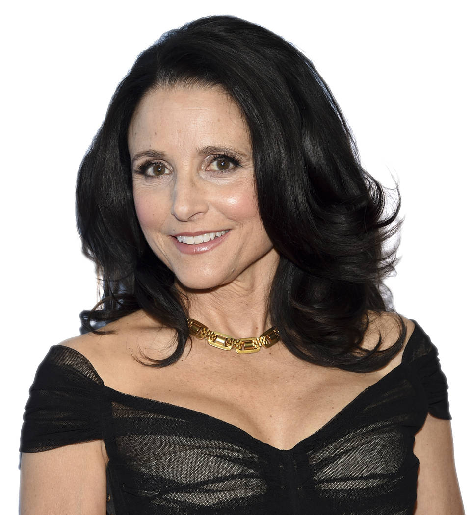 """Actress Julia Louis-Dreyfus attends the premiere of """"Downhill"""" at the SVA Theatre on ..."""