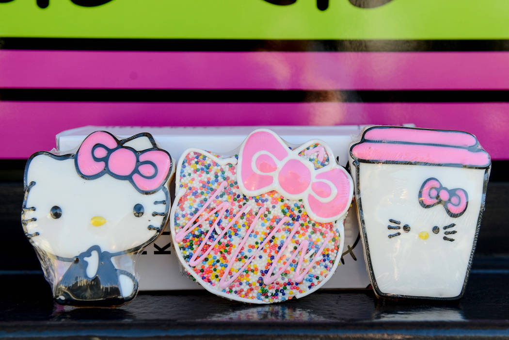 The Hello Kitty Cafe Truck is returning to Las Vegas. Hello Kitty Cafe Truck