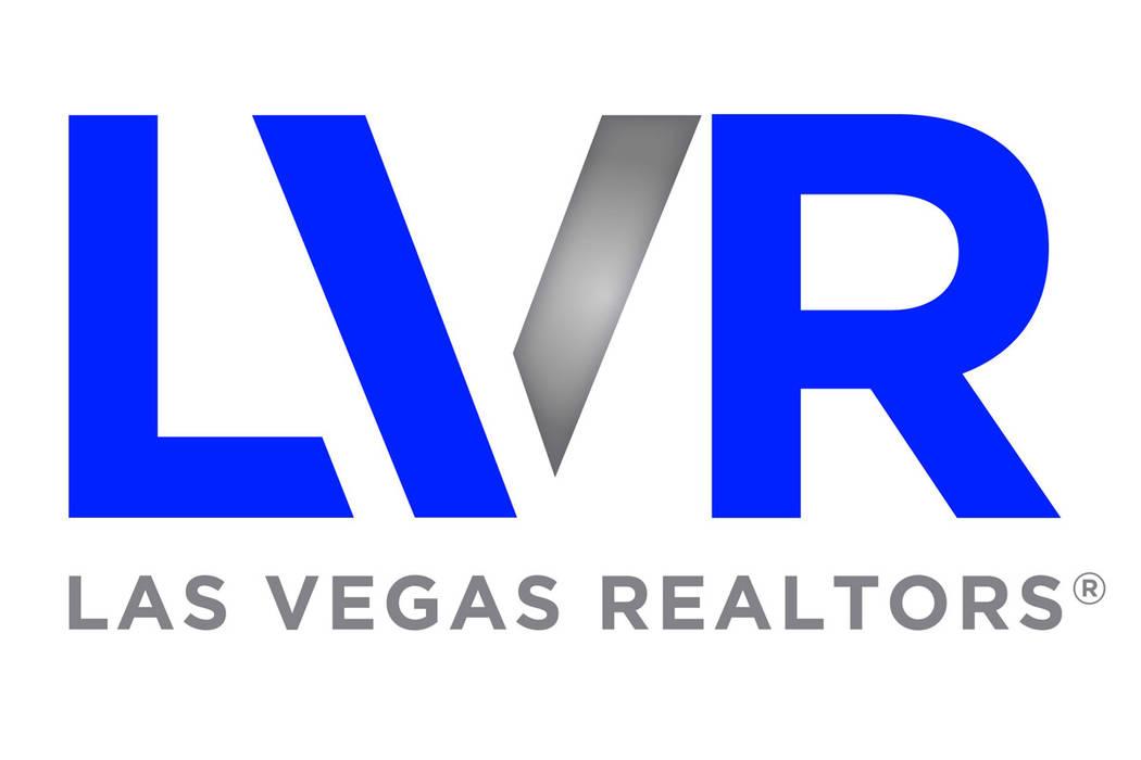 Las Vegas Realtors' new logo (B&P Advertising Media Public Relations)