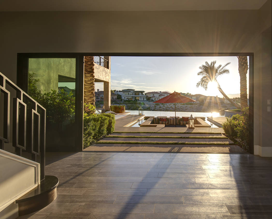 No. 7: 1353 Dilevante Drive in Seven Hills in Henderson sold for $5.6 million. (Synergy Sotheby ...