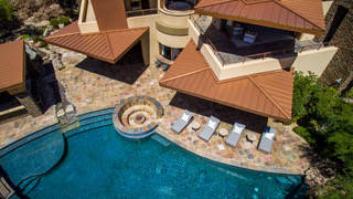 No. 5: 59 Promontory Ridge in The Ridges in Summerlin sold for $6.25 million. (Simply Vegas)