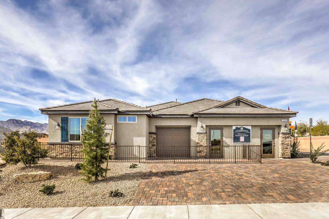 Regina Ridge, by Summit Homes, is off Centennial Parkway and Fort Apache Road. Prices start in ...