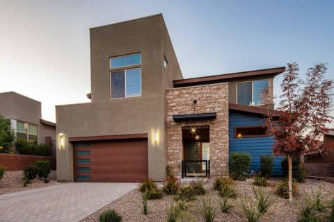 Terra Luna Plan Two on Homesite 52 is available for immediate move-in at the Pardee Homes Terra ...