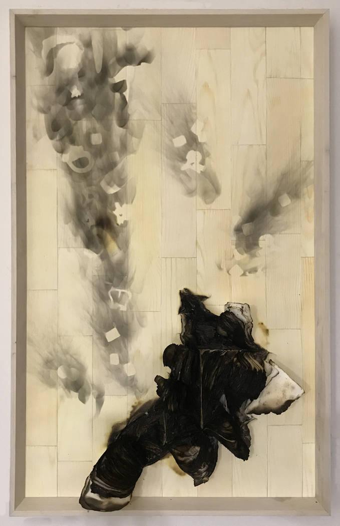 """Beneath the Feet"" by Miya Hannan"