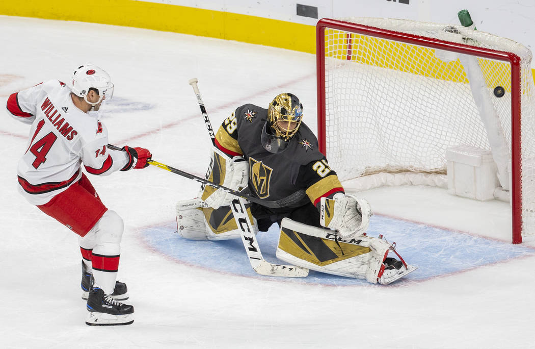 Golden Knights one of biggest losers for NHL...
