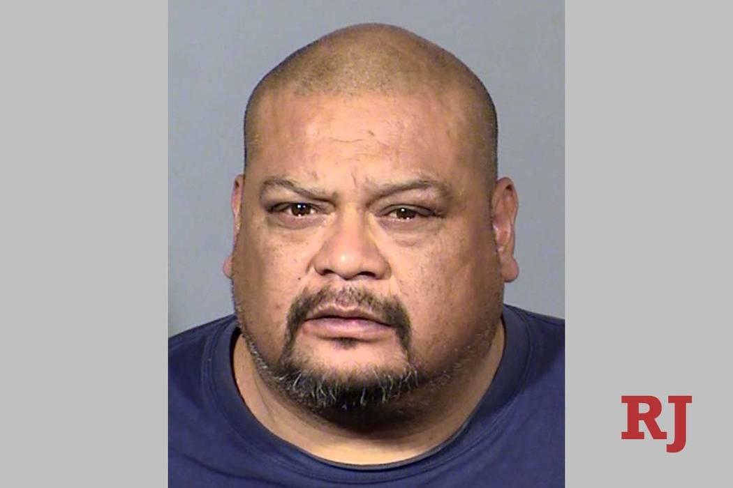 Alfraido Zeyouma (Las Vegas Metropolitan Police Department)