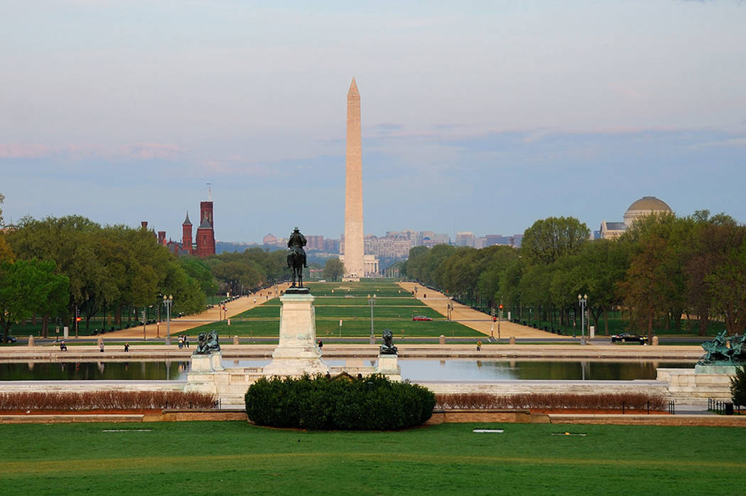 National Mall in Washington D.C. (Getty Images)