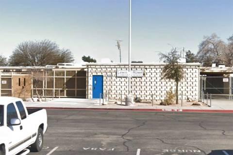 Rowe Elementary School (Google Street View)