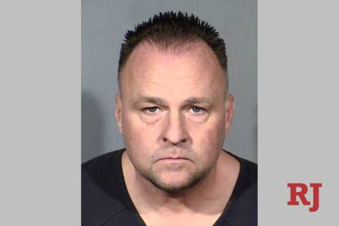 Christopher Peto (Las Vegas Metropolitan Police Department)