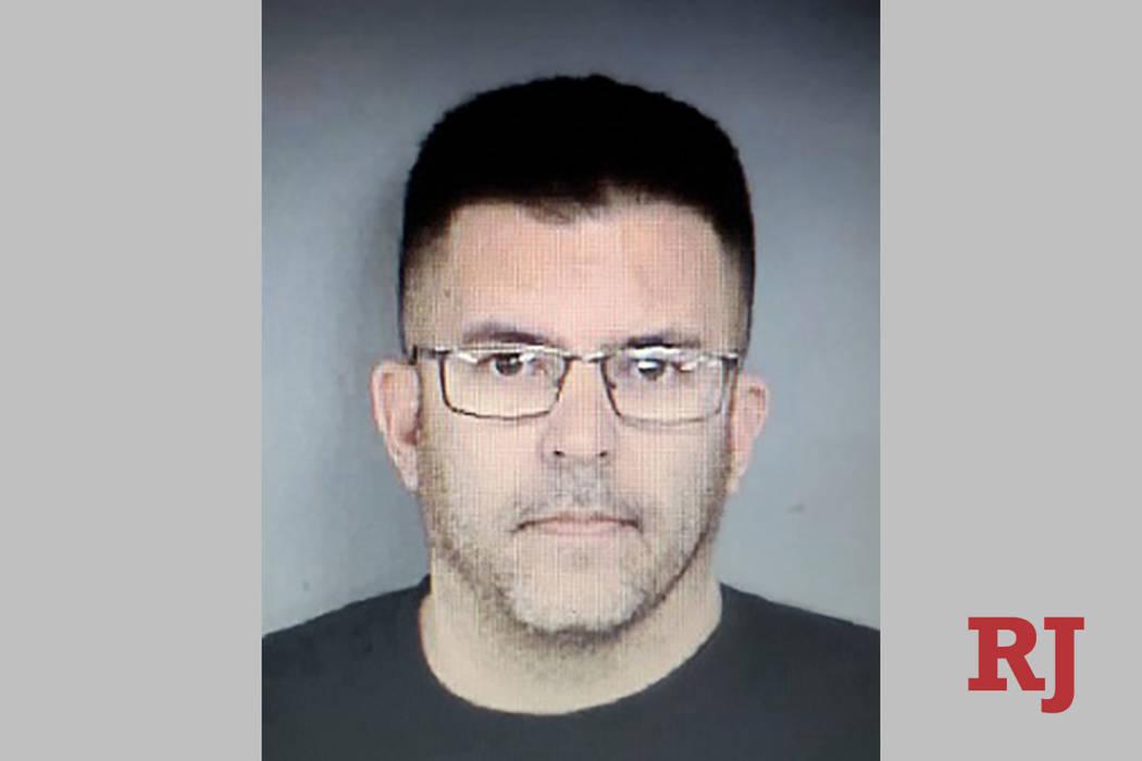 Mark Kline, 47 (North Las Vegas Police Department)