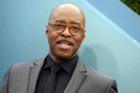 Courtney B. Vance arrives at the 26th annual Screen Actors Guild Awards at the Shrine Auditoriu ...