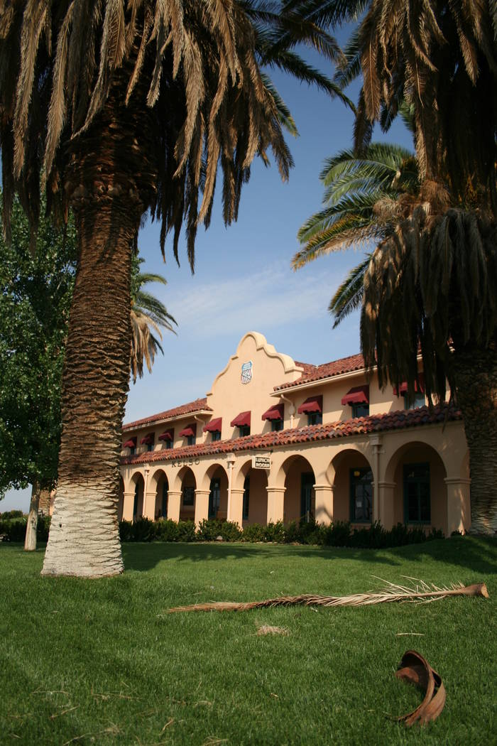 The Kelso Depot is located in the Mojave National Preserve, Calif. The depot first opened in 19 ...