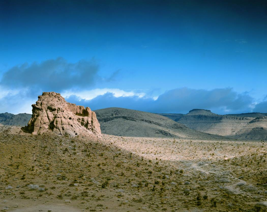 The 1.6 million-acre Mojave National Preserve, Calif. boasts a very diverse landscape and has e ...