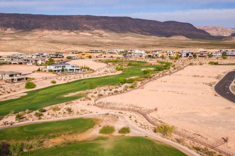 Fewer than three dozen homesites remain in The Ridges at Summerlin offering lots from one-quart ...