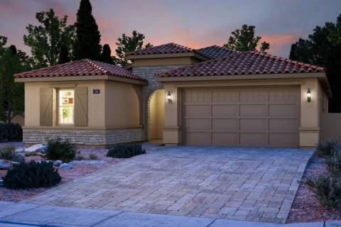 Skye Canyon unveils three new models at the First Look: Hawthorne by Lennar Grand Opening Event ...