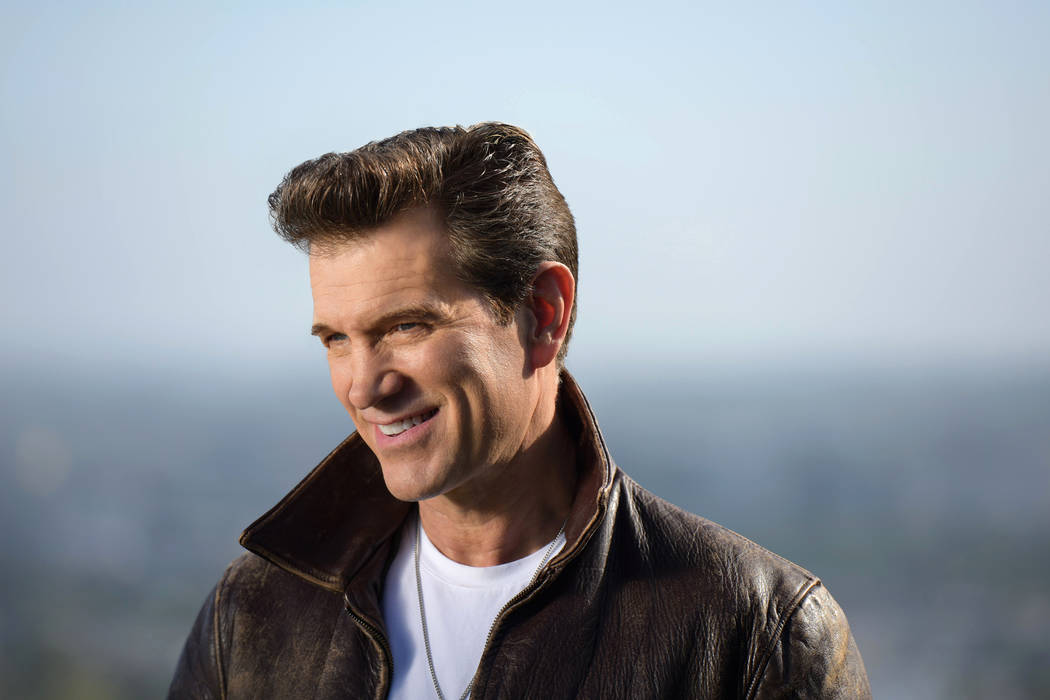 "Chris Isaak will bring his ""Chris Isaak Holiday Tour"" to Encore Theater at 8 p.m. Friday, D ..."
