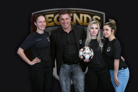 Las Vegas Legends FC joins Women's Premier Soccer League (Las Vegas Legends FC)