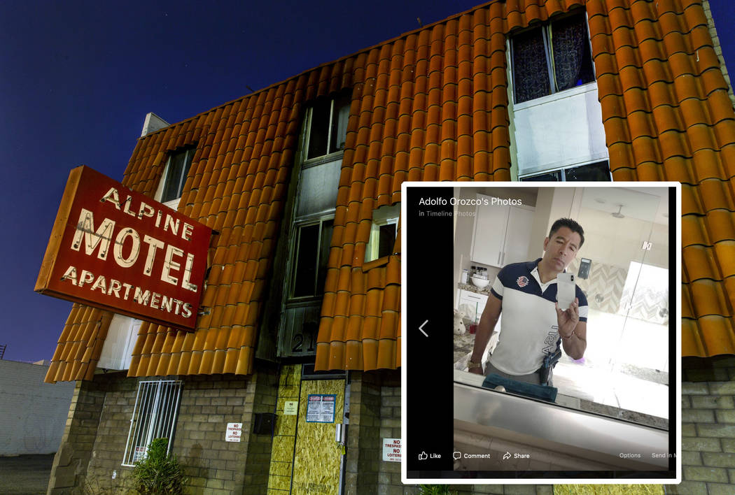 The December fire at the Alpine Motel Apartments exposed Adolfo Orozco, an owner, to increased ...