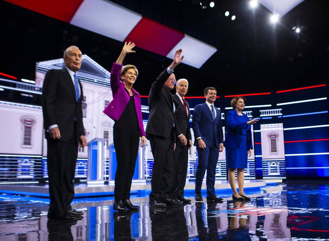 Las Vegas debate didnt live up to...