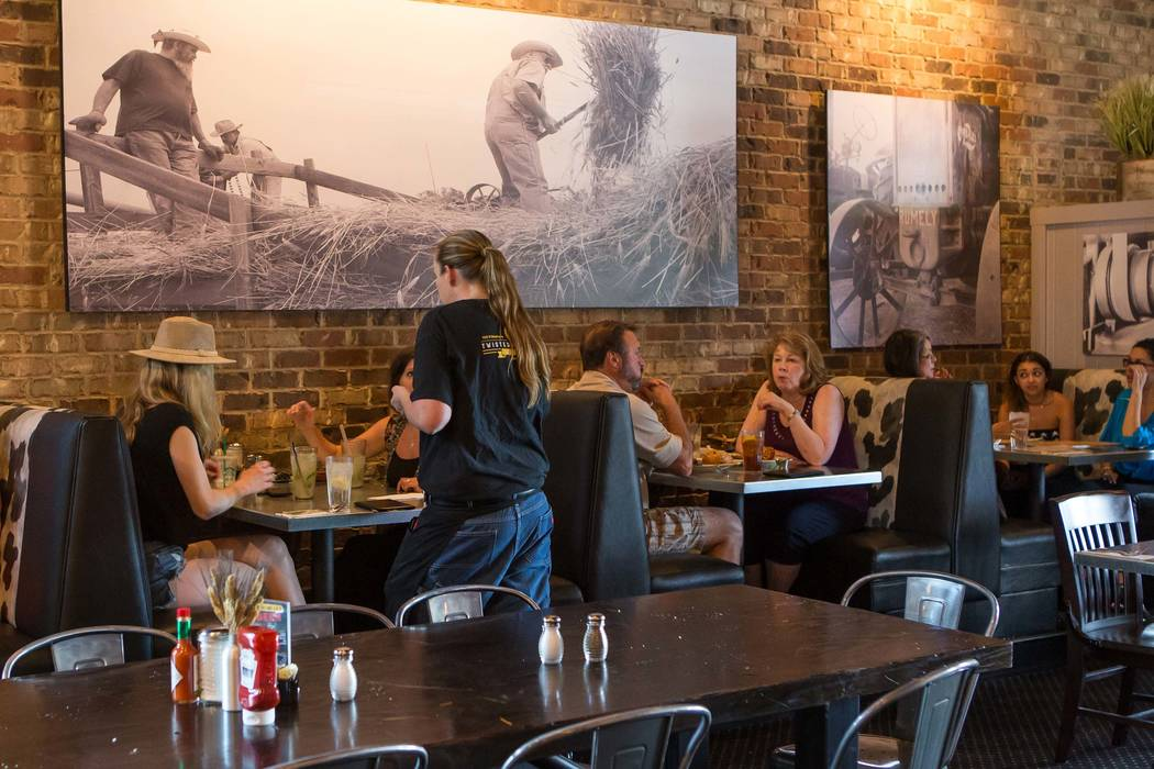 Hash House A Go Go at 555 N. Stephanie St. in Henderson. (Review-Journal file photo)