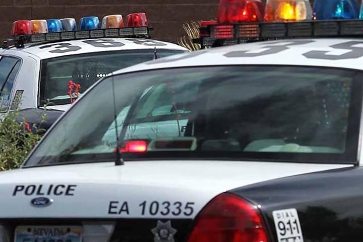 Las Vegas police (Las Vegas Review-Journal)