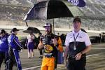 NASCAR Xfinity race under rain delay again at LVMS