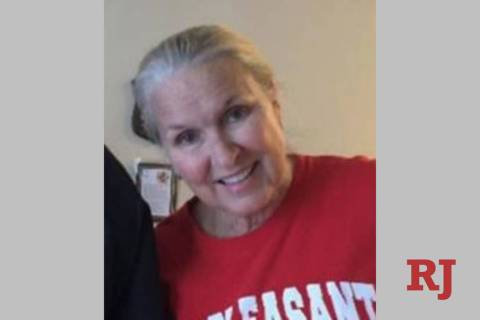 Peggy Egan (Las Vegas Metropolitan Police Department)