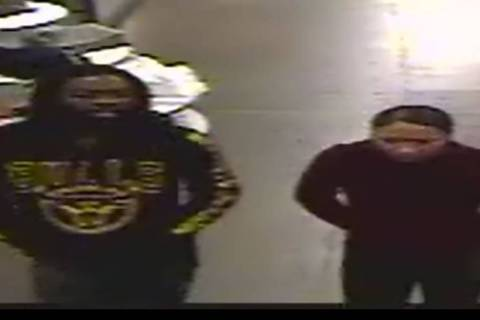 Police are seeking the public's help solving a Tuesday, Feb. 18, 2020, robbery at a northwest v ...