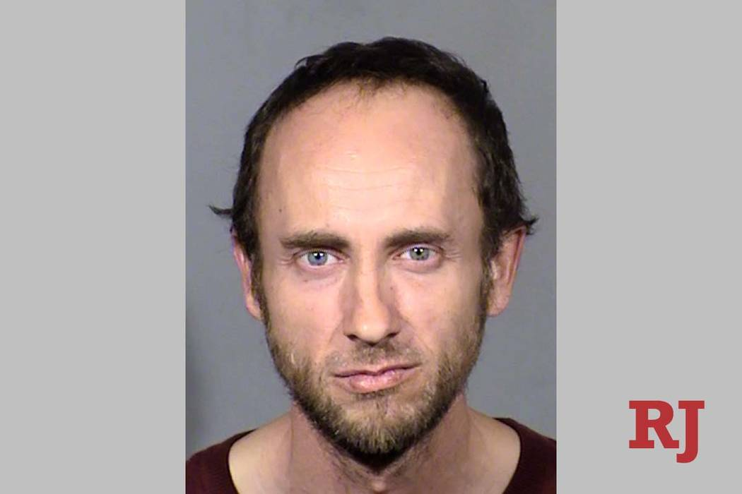 Daniel Spitler (Las Vegas Metropolitan Police Department)