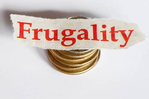 You think you're following the frugality playbook only to have it backfire. It's when tryin ...