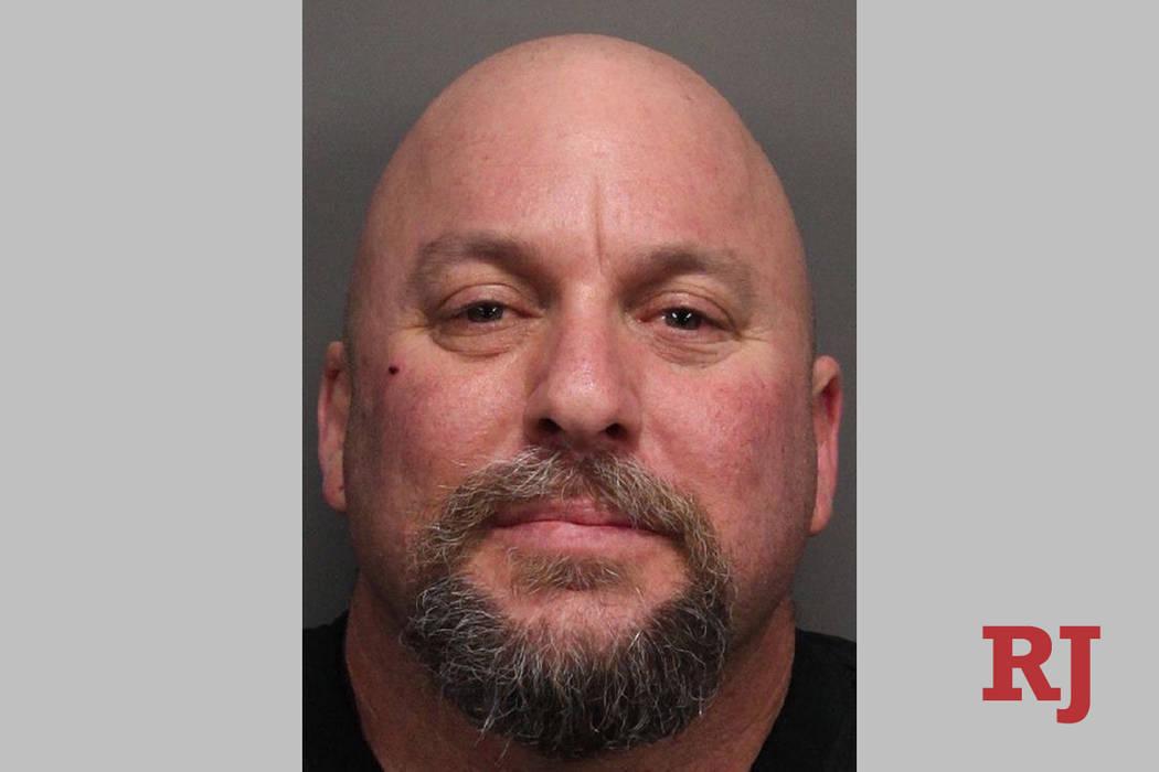 Gary Rudnick, shown Dec. 6, 2011 (AP/Washoe County Sheriff's Office)