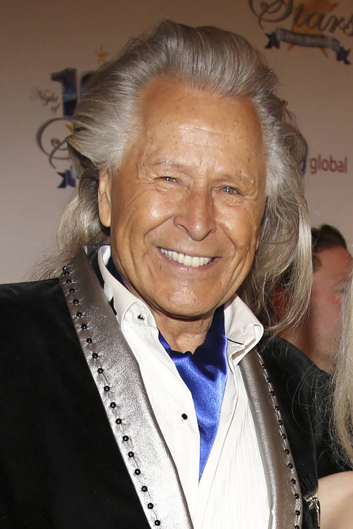 FILE - In this March 2, 2014, file photo, Peter Nygard attends the 24th Night of 100 Stars Osca ...