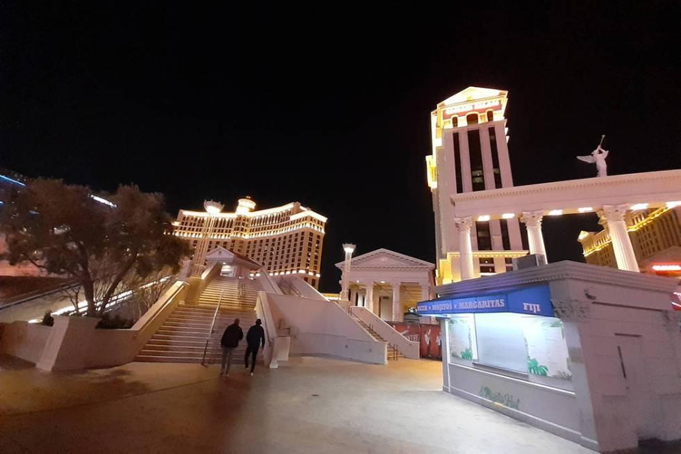 (Tony Garcia/Las Vegas Review-Journal)