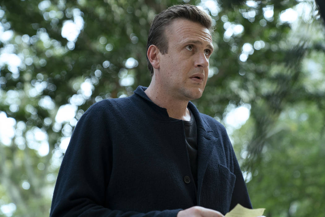 Jason Segel as Peter - Dispatches from Elsewhere _ Season 1, Episode 1 - Photo Credit: Jessica ...