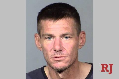 Leeland Rayburn Jr. (Las Vegas Metropolitan Police Department)