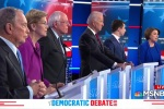 5 takeaways from Democratic presidential debate in Las Vegas