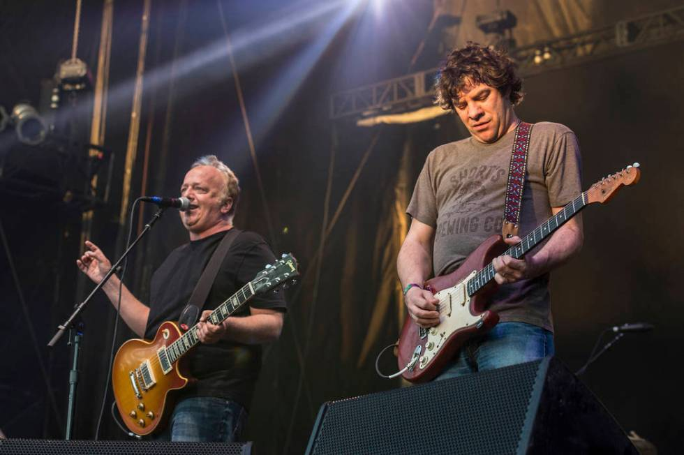 Gene Ween and Dean Ween perform at the 2016 Okeechobee Music & Arts Festival on March 6, 20 ...