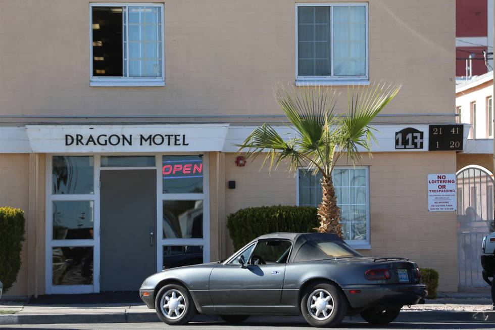 In 2004, Adolfo Orozco bought his first Nevada property — the Dragon Motel in downtown Las Ve ...