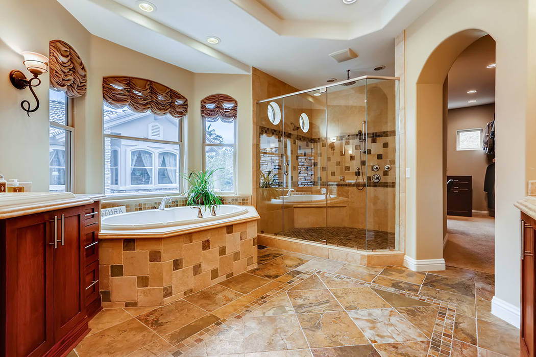 The master bath. (Berkshire Hathaway HomeServices)