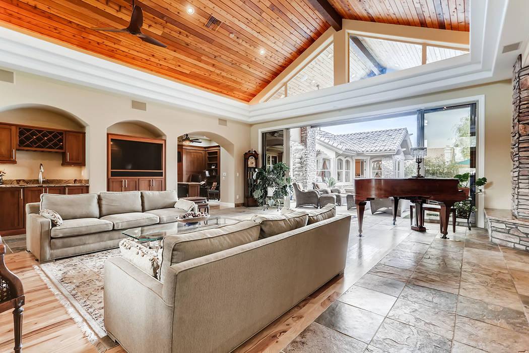 Deborah and Craig Huntington designed their half-acre estate for entertaining. (Berkshire Hatha ...
