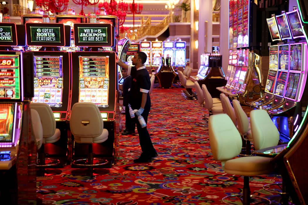 casino jobs in winnipeg Online