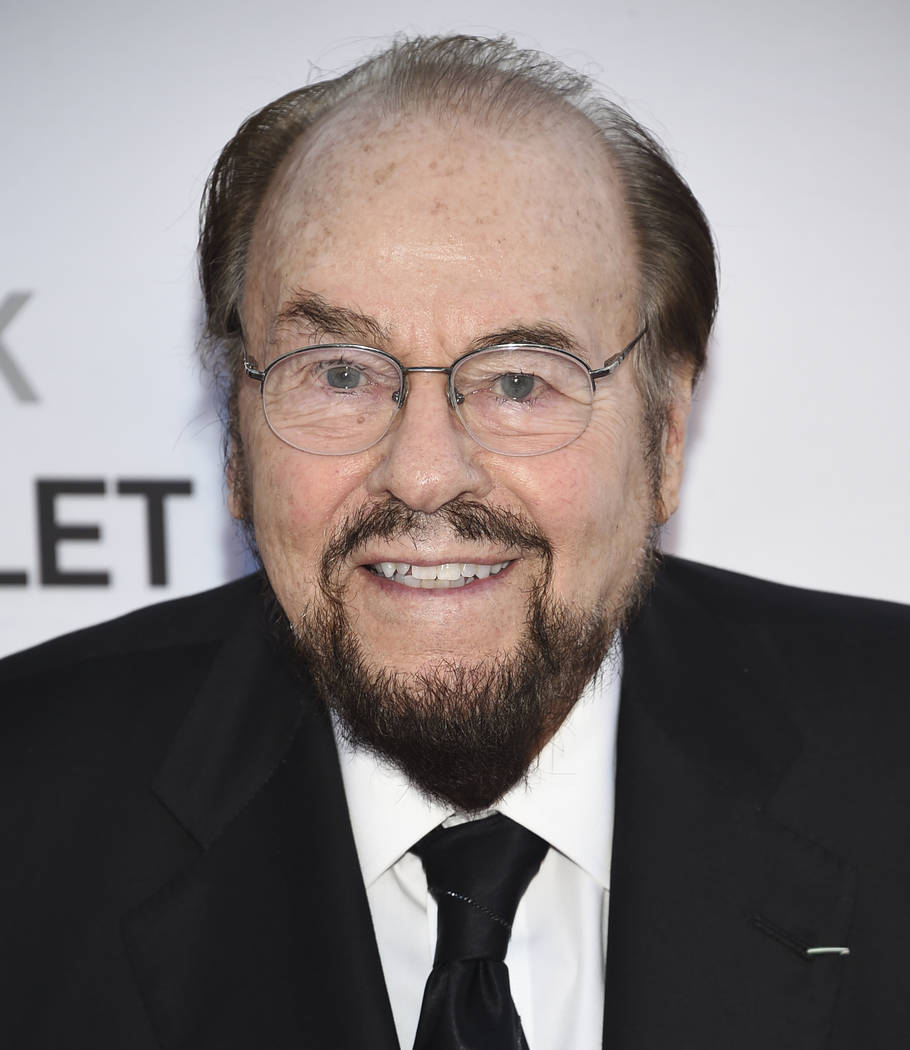 FILE - This Sept. 28, 2017 file photo shows James Lipton at the New York City Ballet's Fall Fas ...