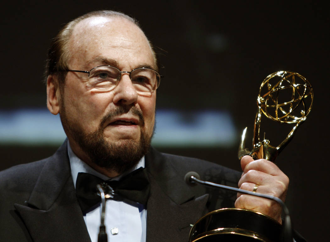 FILE - This June 14, 2007 file photo shows James Lipton with the Lifetime Achievement Awards fr ...